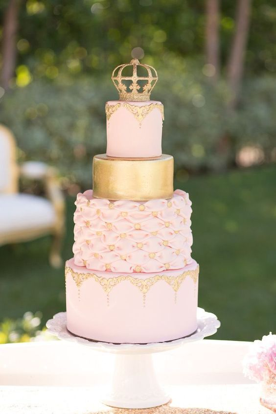 quinceanera party cake