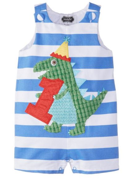 dinosaur first birthday outfit