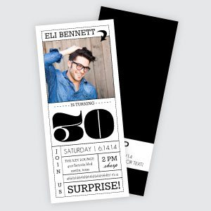 Cheap birthday invitations invite shop cheap surprise birthday invitations filmwisefo