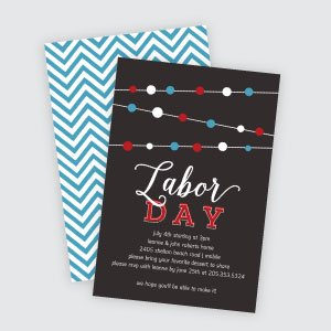 Cheap Day Party Invitations